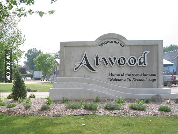 Welcome to Atwood.