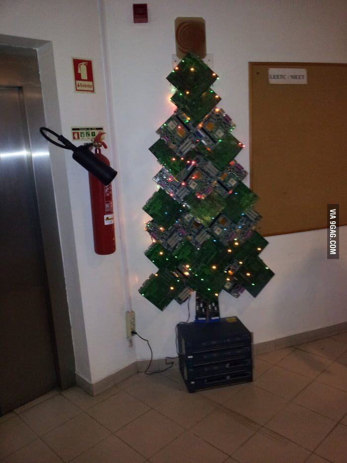 Engineering Christmas Tree
