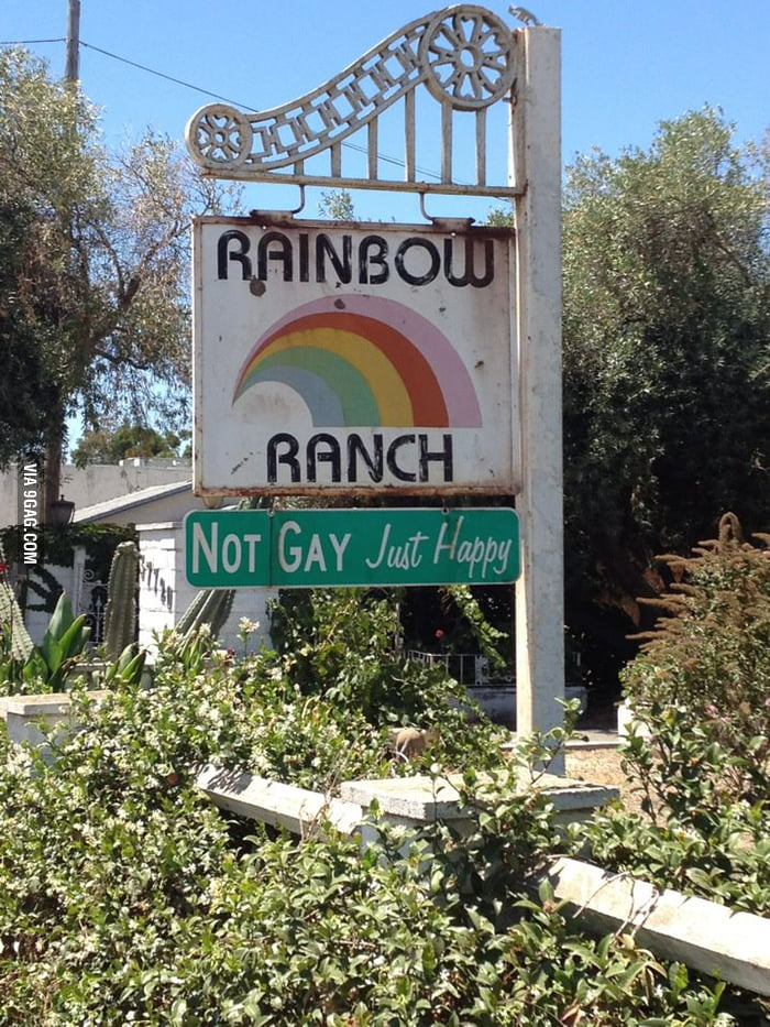 Rainbow Ranch.