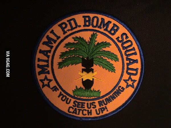 Miami Police Department Bomb Squad has a