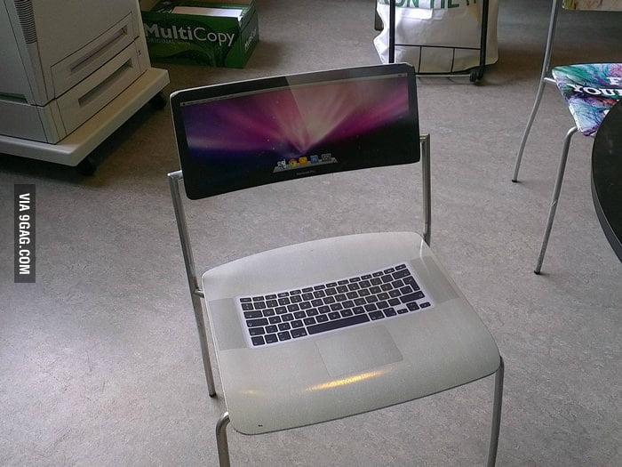 MacBook Chair.