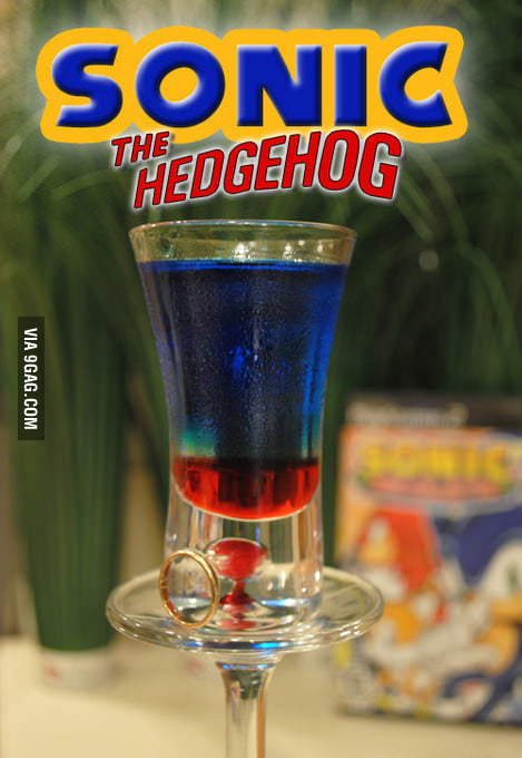 Sonic the Hedgehog Shot