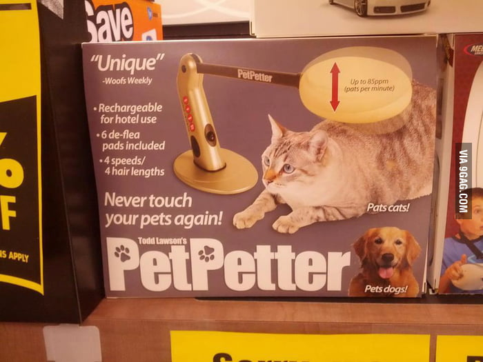 Never touch your pets again!