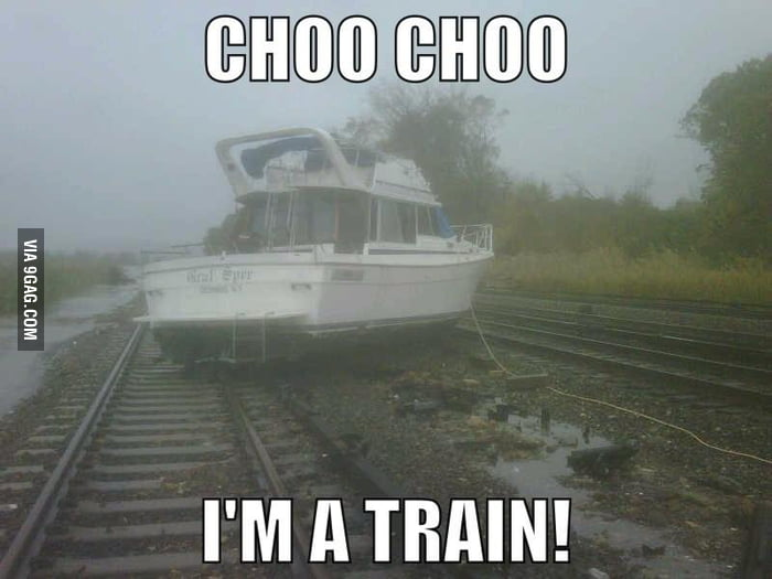 Go home boat, you're drunk.