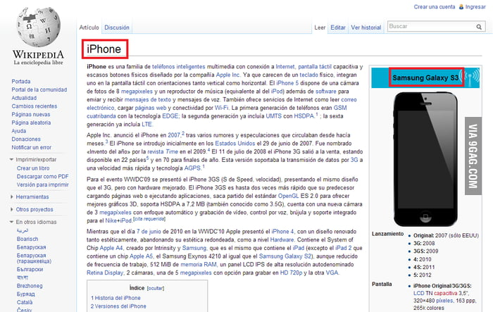 Go home Wikipedia, you&#03