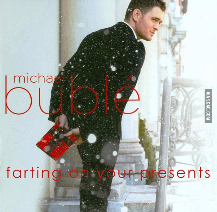 Michael Bublé's Christmas album.