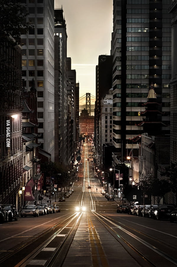 The essence of San Francisco.