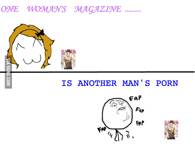 One woman's magazine....
