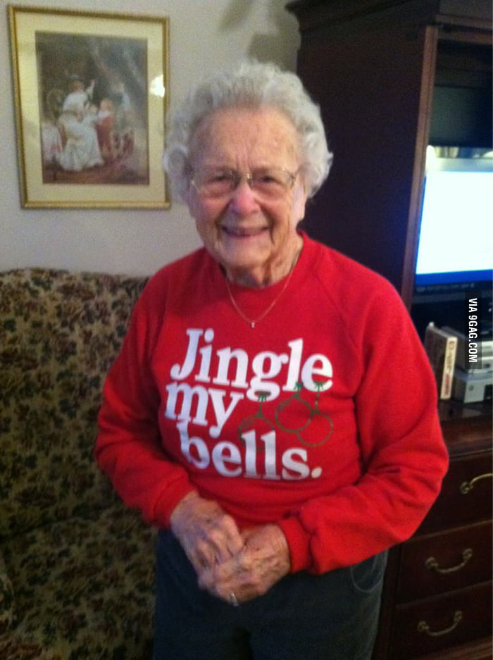 Jingle my bells.