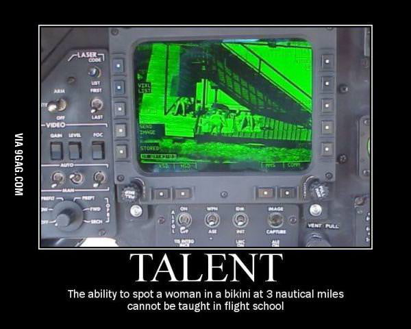 Talent for Airmen is...
