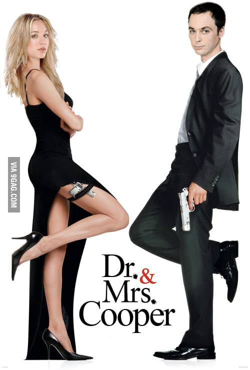 Dr. and Mrs. Cooper