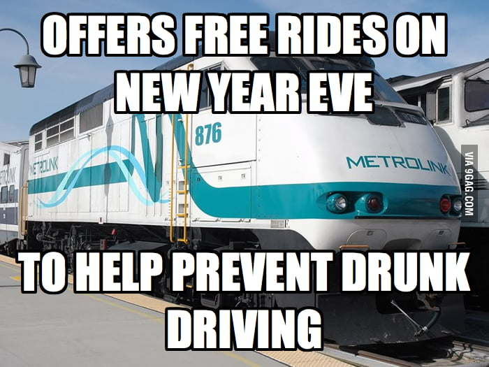 Good Guy Metrolink