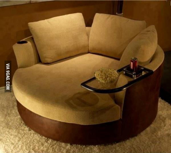 Best...Couch...EVER !