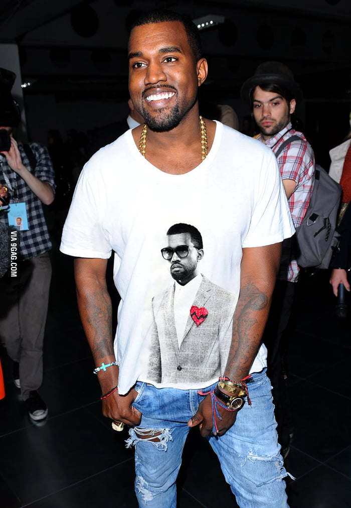 Kanye West's biggest fan