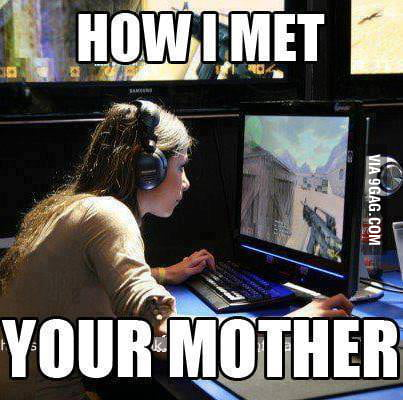 How I met your mother!