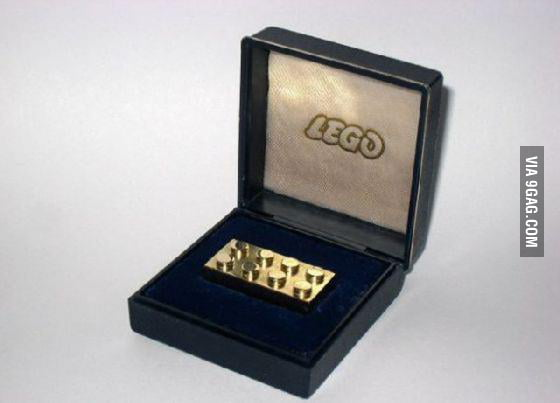 Most expensive Lego piece worth $14,449