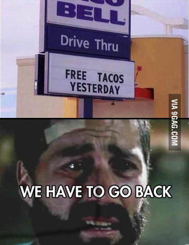 Free Tacos Tomorrow