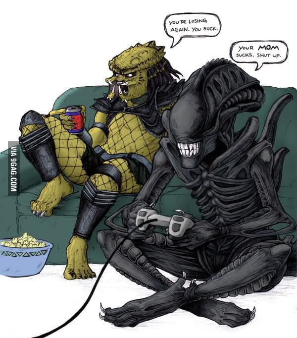 Alien Vs.Predator