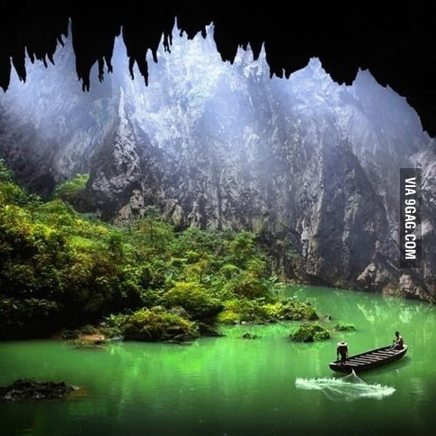 A place in China