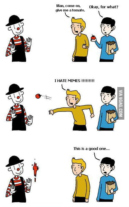 Awesome Mime