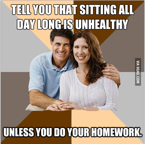 Scumbag Parents