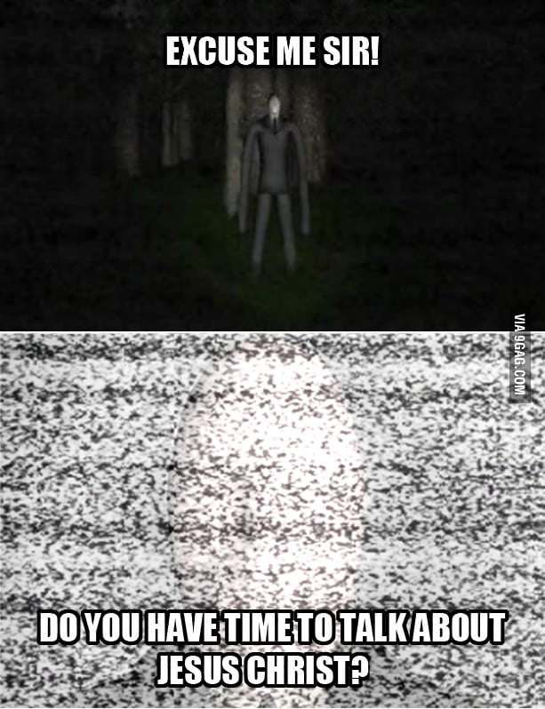 What Slenderman really wants