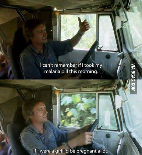 The reason I love Top Gear!