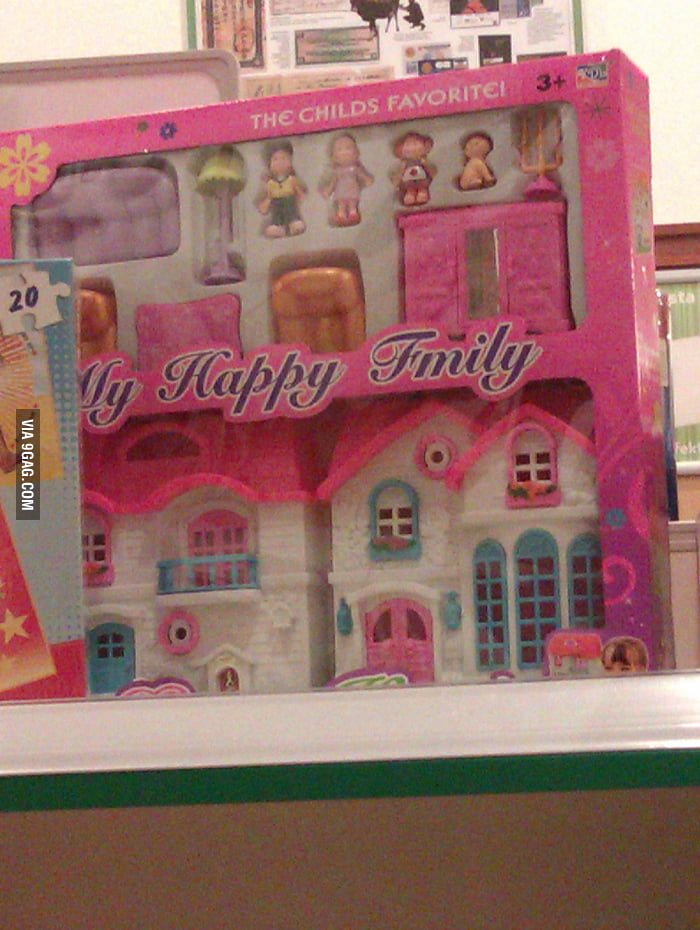 "Because ""Family"" is too mainstream"