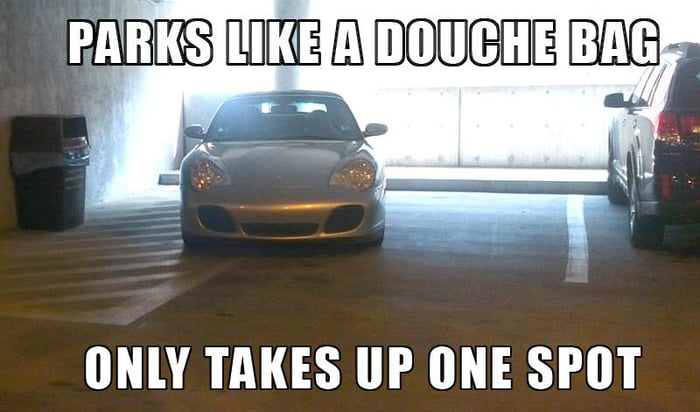 Good Guy Douche Bag