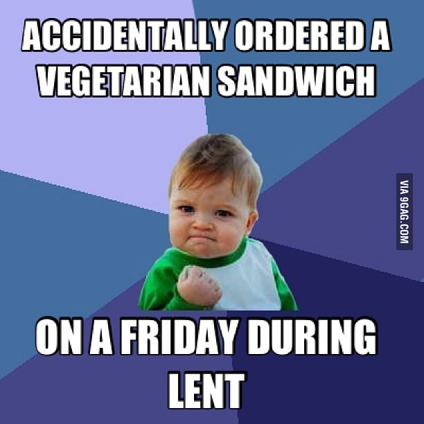 Lent season win