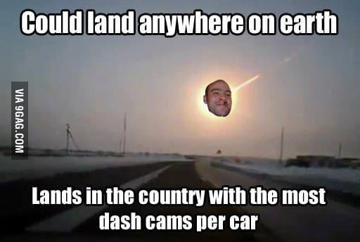 Good guy asteroid