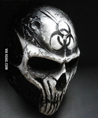Coolest Paintball Mask