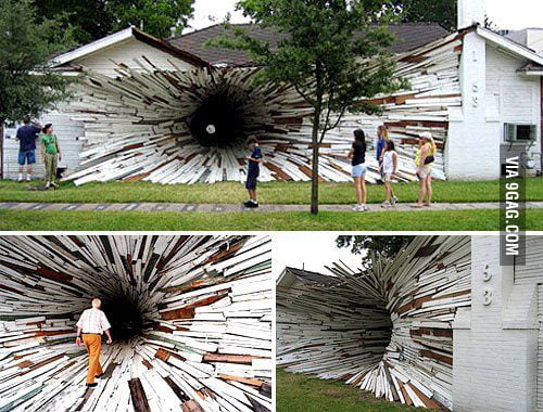 Just Tunnel House