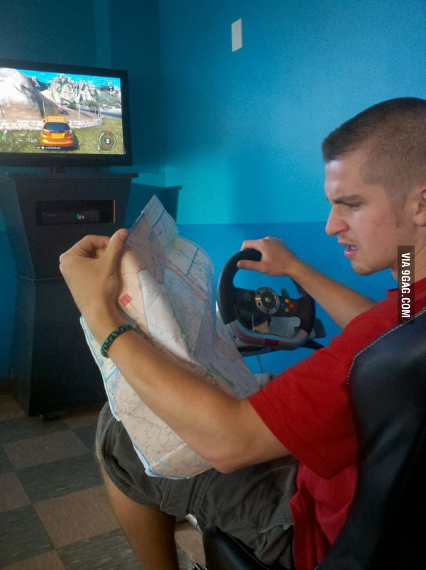 Playing NFS like a boss!