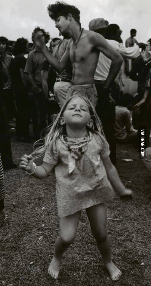 Parenting in the 60's