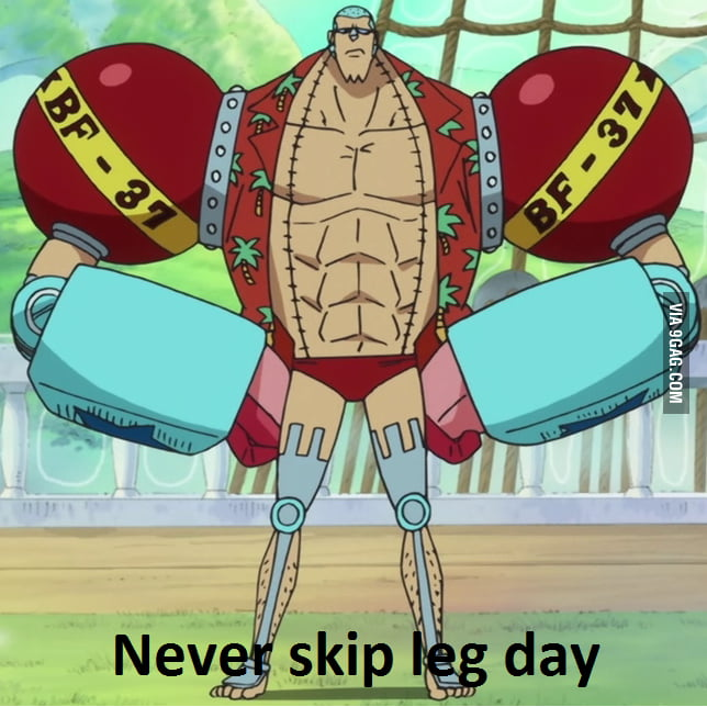 Overrated leg day