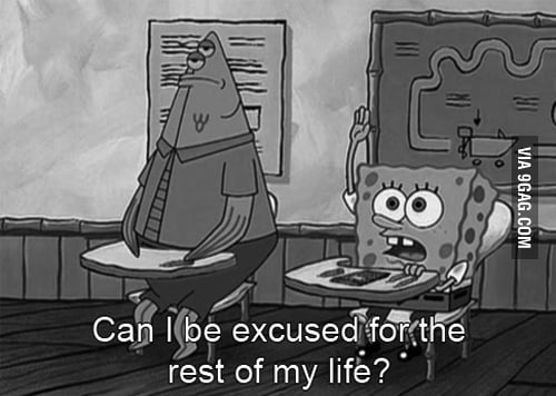 How I feel at school on a daily basis