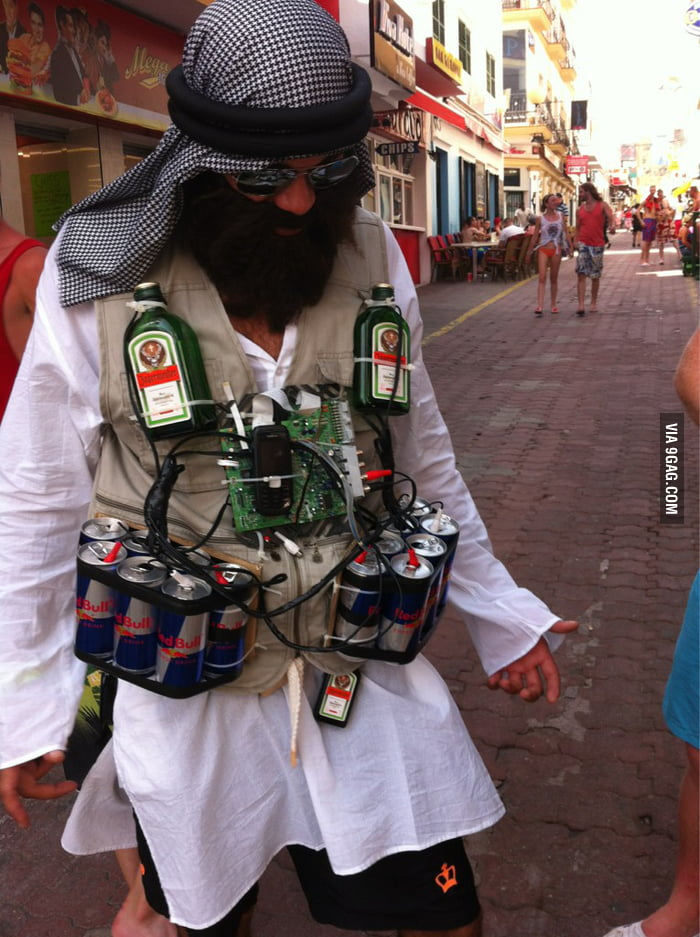 The Jäger bomber