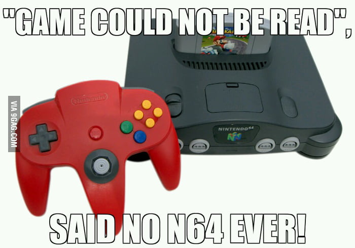 N64 is awesome!