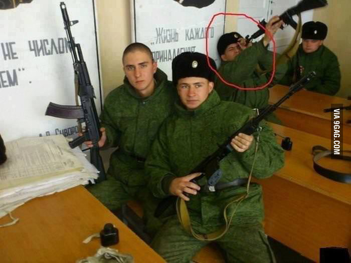Only in Russia!