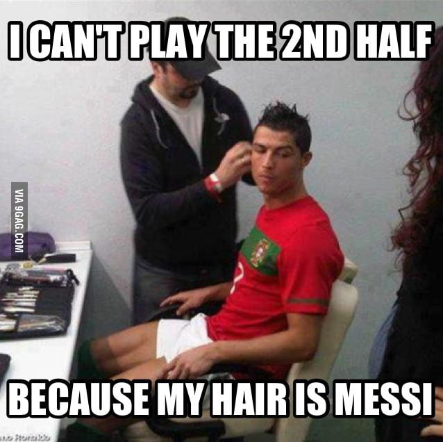 Christiano Ronaldo's greatest fear