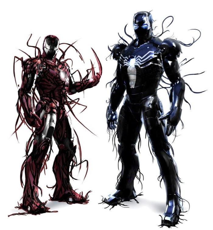 Iron Carnage and War Venom