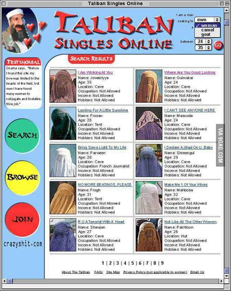 Taliban Dating Site - 9GAG