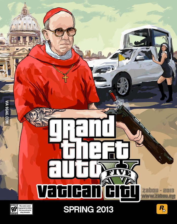GTA V Vatic