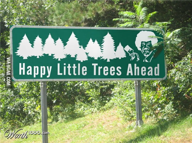 Bob's Happy Sign