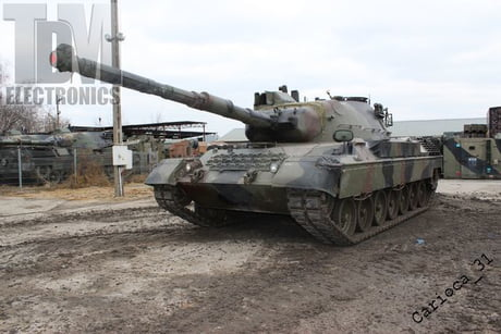 In Poland you can buy military equipment like tanks or armored cars. Today I found Leopard 1 for 30k Euro.