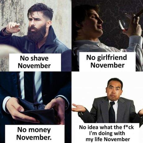 Movember :>>>