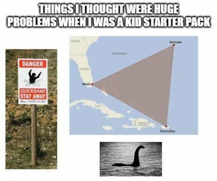 Huge problems