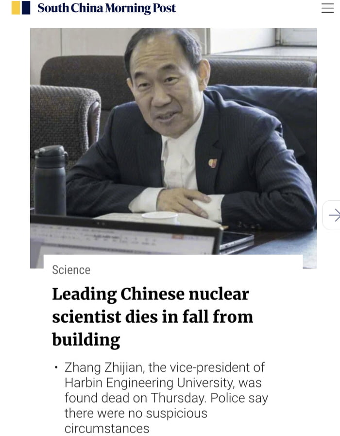 Remember the time when a Chinese doctor warned about China-virus and then died?