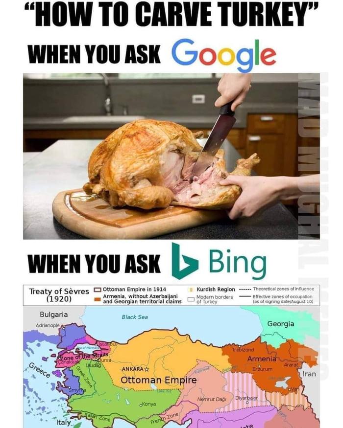 Bing for President